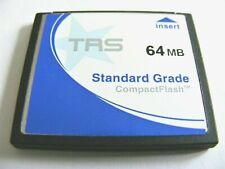 64MB Compact Flash Card ( 64 MB CF Karte ) TRS Neu
