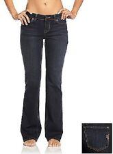 JESSICA SIMPSON Rockin Curvy Mariana Stanton Stretch Bootcut Jeans, 24X33  - $59