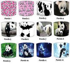 PANDA Paralumi Ideale Da Abbinare Piumini di PANDA copre & PANDA Quilts & copriletti.