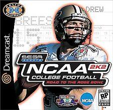 NCAA Football 2K2