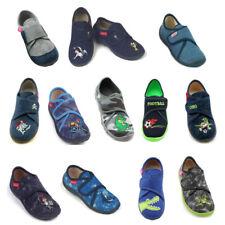 Beck Jungen Kinder Hausschuhe Kindergartenschuhe Schuhe gr 23 bis 38