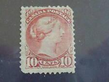 Canada stamp #45a mint OG F