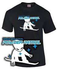 Snowboard Fun t-shirt hechizo ropa snowboard equipamiento divertido gracioso