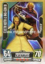 Eeth Koth & IMA-Gun di #219 Power-Force Attax Serie 2
