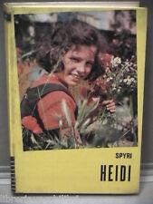 HEIDI Johanna Spyri Alberto Lombardi Edizioni Paoline La 500 EP 40 1978 Disegni