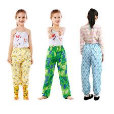 School Children Outdoor waterproof Trousers Resuable Walking Kids Rain Pants