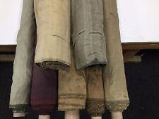 100% soie doupion tissu 54 pouces large handloom 6 couleurs robe de mariages rideaux