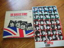 BEATLES Story Japanese Box set LP