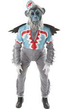 Herren Fliegender Affe Halloween Filmkostüm Adult Flying Monkey Costume