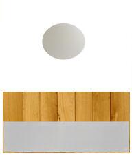 DOOR KICK PLATE ALUMINIUM KICK PLATE DRILLED & CSK WITH SCREWS