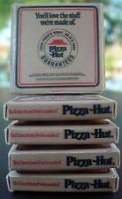 Pizza Hut Box Miniature 1/18 Scale 1/24 Scale Multi Scale Diorama Accessory Item