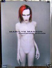 "Marilyn Manson ""Mechanical Animals"" 18x24"" Promo Poster"