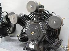 schulz vw-series air compressor pump 20 HP, mswv 80 max 80 cfm