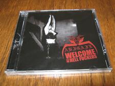 ABIGAIL Welcome All Hell Fu*kers CD sabbat metalucifer