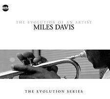 CD Miles Davis The Evolution Of An Artist 2CDs