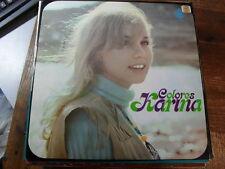 """KARINA  """" COLORES """" LP VINILE"""