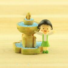 Resin fountain moss micro - landscape home decoration accessor VO