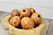 Dried Whole Passion Fruit - dried fruit - wreath making - pot pourri
