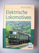 Elektrische Lokomotiven Reprint 1965/2006 Aufbau Mechanik Elektrische Ausrüstung