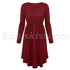 81c5da2faf long sleeve skater dresses
