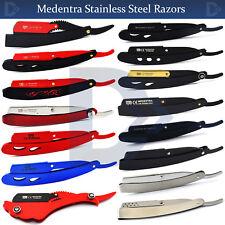 Professional Men's Shaving Razors Kits Hair Shaver Safety Pocket Knife Straight