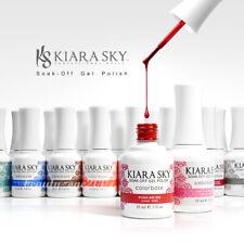 Kiara Sky Soak Off Gel UV Vernis 14.8ml Choisir N'Importe un G501-G620