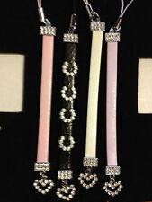 Diamante Pony Horse Shoe Bridle Bag Phone Charm - Ideal for Wedding