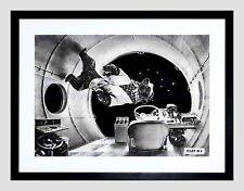 86377 DRAWING DANCING BEAR SPACE 1970 NEW BLACK Decor WALL PRINT POSTER CA