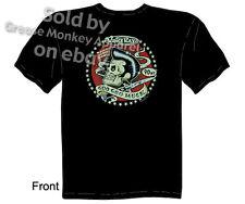 Goo Goo Muck T shirt Rockabilly T Shirts Kustom Kulture Tee, Sz M L XL 2XL 3XL