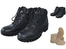 McA Semi Cut Boots Outdoor Wanderschuhe Wanderstiefel Schuhe Schwarz Beige 37-47