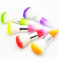 Colore Nail art polvere detergente per Pennelli strumento per polvere acrilica UV GEL REMOVER KIT