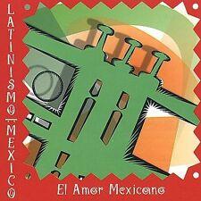 Grupo Mexicano Nacional : Amor Mexicano CD