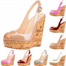 Unbranded Women's Sandals Cork Upper for sale | eBay