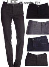 Lee Jeans Women's Classic Fit Straight Leg Pants Stretch Jean Regular Variation
