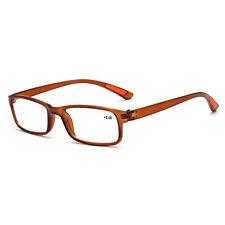 Rectángulo Gafas de lectura Lectores 1,0 1,5 2.0 2,5 3.0 Flexible Plástico A0429