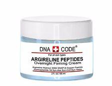 Magic Argireline Peptide Overnight firming Cream+Copper peptide,Matri3000, SNAP8