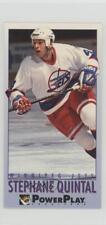 1993-94 Fleer Power Play #475 Stephane Quintal St. Louis Blues Hockey Card