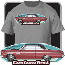 Custom Art T-Shirt 65 1965 Plymouth Sport Fury I II III 426 coupe hardtop VIP 2d