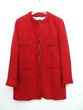 Abrigos y chaquetas de mujer rojos Zara   Compra online en eBay