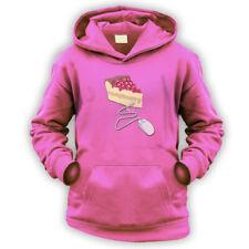 Raspberry Pie Kids Hoodie -x9 Colours- Geek Coder Programmer Gift Funny Gen