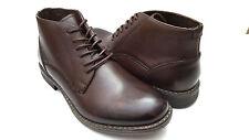 Brand new Steve Madden Men's Grafton Leather Chukka Boots