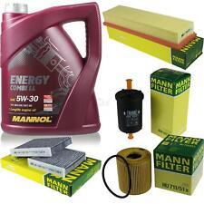 Ölwechsel Set 5L MANNOL Energy Combi LL 5W-30 MANN Inspektions Service 10050174