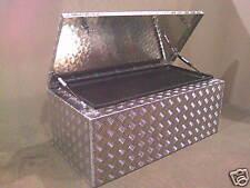 Aluminium storage tool box L200 4x4 ranger navara hilux