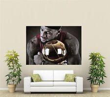 Lebron James Basketball Giant 1 Piece  Wall Art Poster SP177