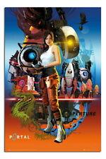 88865 Portal Aperture Laboratories Decor Mural imprimé Poster UK