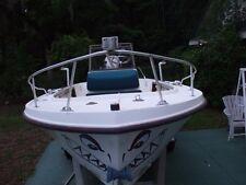 Shark teeth funny Boat decal vinyl graphics rowboat waverunner big large skiff