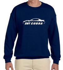 2003 2004 Ford Mustang SVT Cobra Coupe Outline Design Sweatshirt NEW