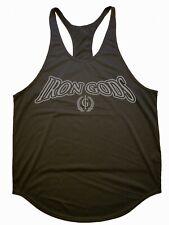Iron Gods | Official logo Tank Top | Gym Apparel Weight Training Bodybuilding