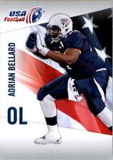 2012 Upper Deck USA Football Football Card Pick