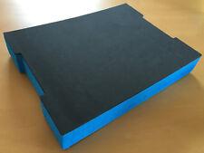 Koffereinlage aus Hart-Schaumstoff f. Sortimo L-/LT-BOXX versch. Dicke und Farbe